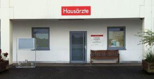 Gemeinschaftspraxis Tonndorf Eingang